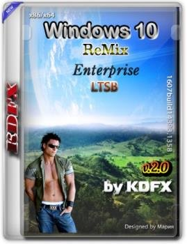 Windows 10 ReMix by KDFX 2.0 (32/64bit)